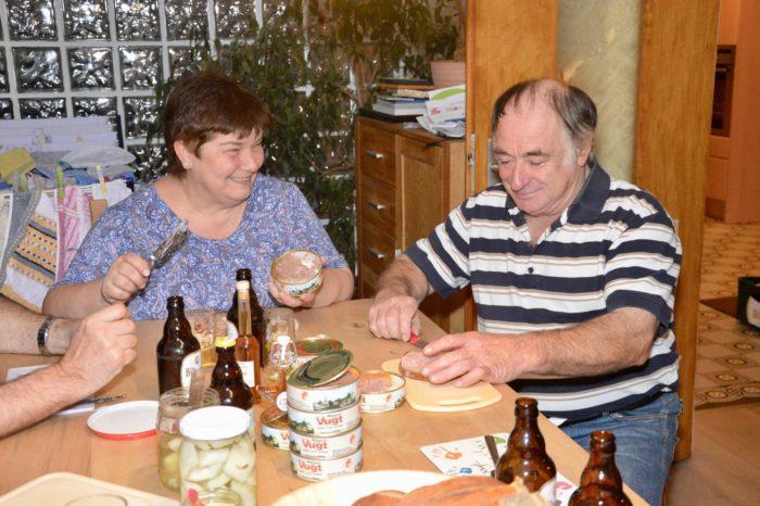 Heidi Müller und Waldemar Klöppel